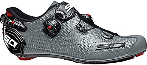 Wire 2 Carbon Road Cycling Shoes (43.0, Matte Grey/Black)