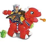 VTech – Tut Tut copains – William le gentil dragon – jouet dragon – jouet éducatif – Version FR
