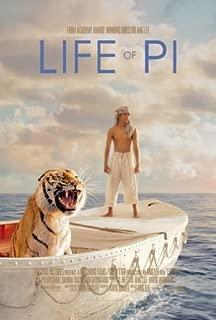 Life Of Pi Poster 11X17 Mini Poster