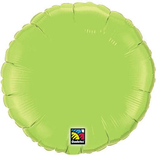 Suki Gifts S9015221 Ballon d'anniversaire en film plastique Vert