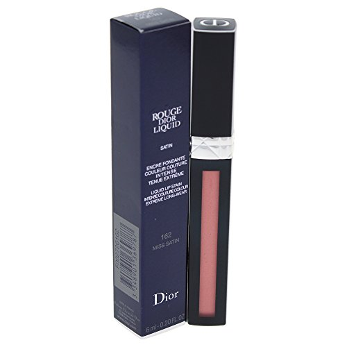 Dior Rouge Liquid 162 Miss Satin