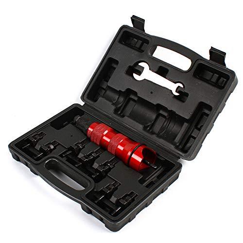 N-A 2,4-6,4mm Profi-Nietadapter Nieten Aufsatz Nietaufsatz Nietgerät Akkuschrauber