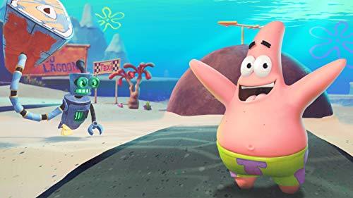 41Zv2PaQQZL - Spongebob Squarepants: Battle for Bikini Bottom - Rehydrated - Nintendo Switch Standard Edition