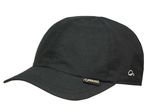 Göttmann Casquette Baseball Monaco Gore-Tex Homme - noir