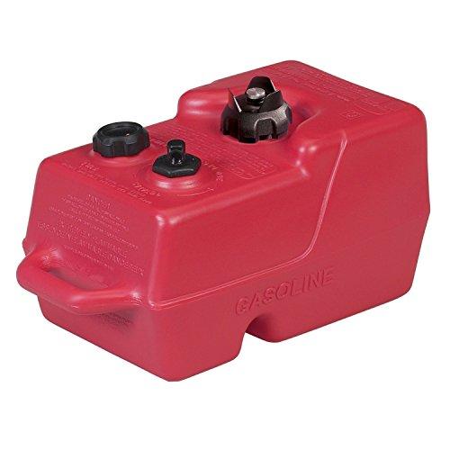 Moeller 620049LP Ultra6 Portable Fuel Tank - 6.5 Gallon, red