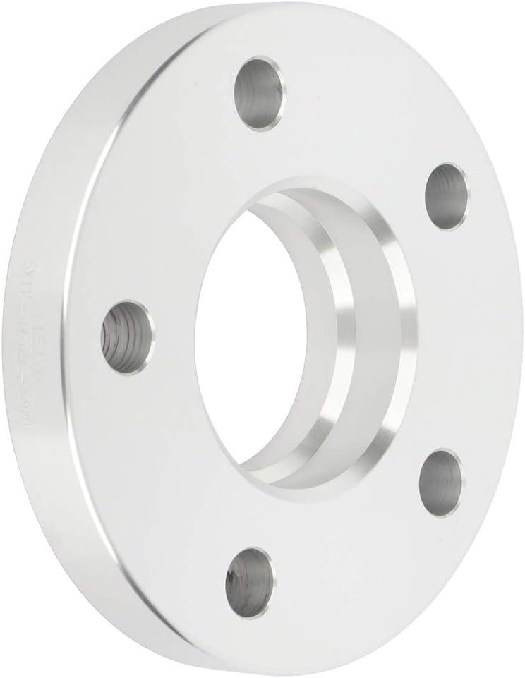 WHEELTECH 2 PCS 20mm Thick 5x112 to 5x112 Hub-Centric Wheel Spacers 66.6mm 5 lug for Merc-edes Benz CLK320 CLK350 CLK430 CLK500 66.6mm W//10 Lug Bolts 12x1.5