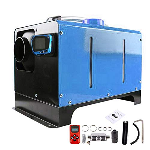 Check Out This Rosymity Diesel Air Heater Forced Air Parking Heater,Remote Control/LCD Screen Displa...