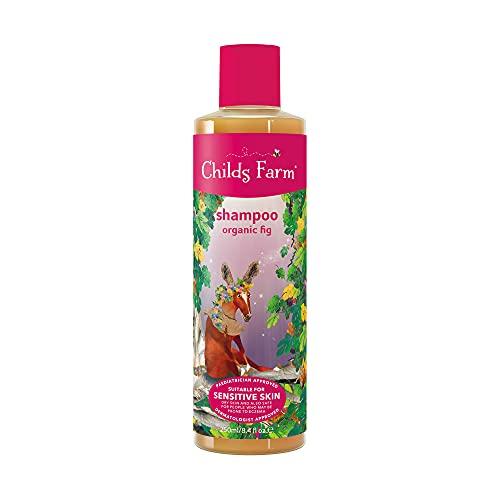 Childs Farm Children's Shampoo Organic Fig, 250ml