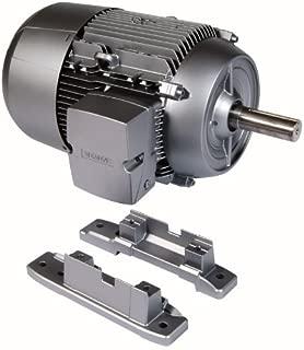 Siemens 1LE21211CB114AA3 3-HP 1800 Rpm 230/460-volt 182t General Purpose Electric Motor Nema Premium Efficient Aluminum Frame, Aluminum Rotor
