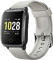 Willful Montre Connectée Femmes Homme Smartwatch Montre Sport Podometre Cardiofrequencemètre Montre Intelligente Etanche...