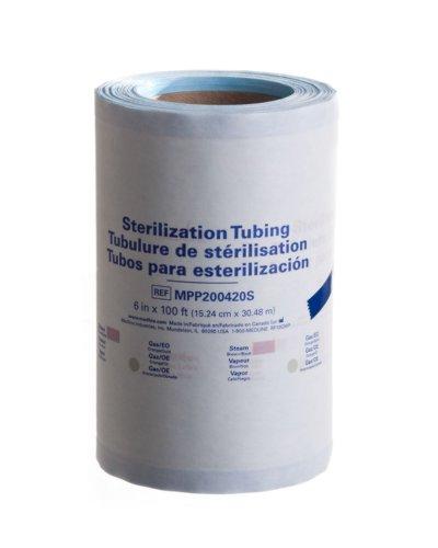 Medline MPP200420S Instrument Sterilization Tubing/Roll, 6
