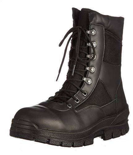 Protektor 008-751_42 - Zapatillas de Trekking para Hombre, Color Negro