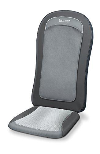Beurer MG 206 Shiatsu Massage-Sitzauflage, grau