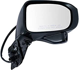 Right Passenger Side Power Mirror - with Side View Camera - Compatible with 2014-2015 Honda Civic Sedan photo