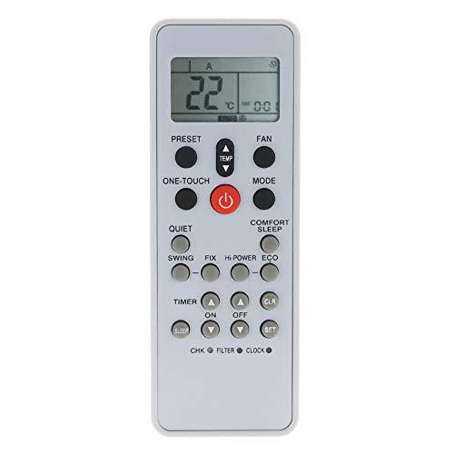 QHAI Klimaanlagen-Fernbedienung, Controller-Klimaanlage Klimaanlage Fernbedienung geeignet für Toshiba WC-L03SE