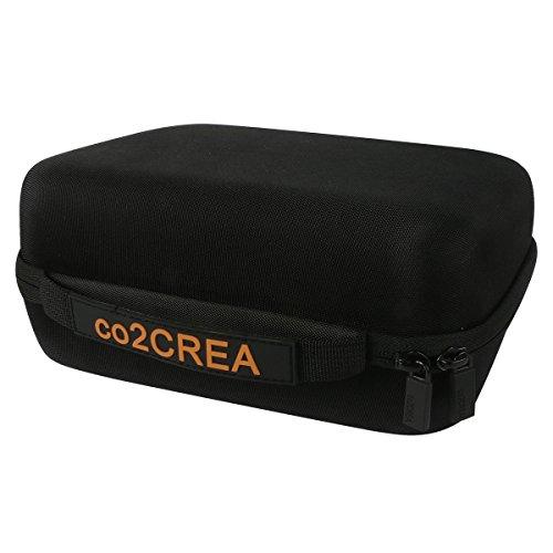 co2CREA Reise Lagerung Tragen Taschen Hülle für OMRON M500 M400 M 300 IT Oberarm-Blutdruckmessgerät
