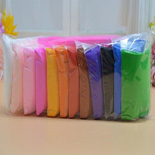 ShiningXX 12/24/36 Colores no tóxicos Arcilla Ultraligera