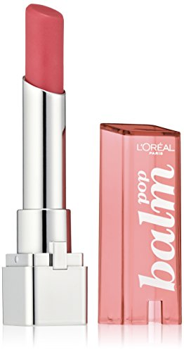 L'OREAL - Colour Riche Balm Pop 430 Fiery Red - 0.1 oz. (2.9 g)