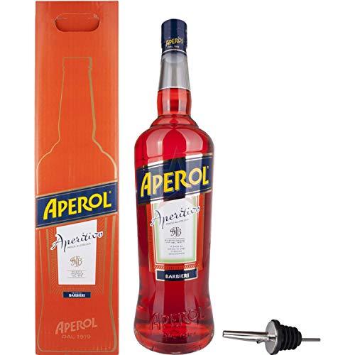 Aperol Aperitivo mit Flaschenasugießer 11,00% 3,00 Liter
