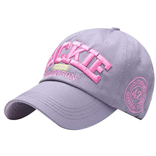 Belsen Damen Jackie Golf draussen Cap Baseball Hut Bewegung Hat (Grau)