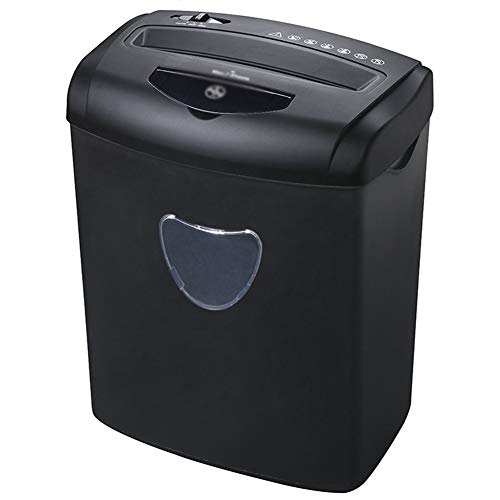 Lowest Price! LQSZJ 7-Sheet Cross-Cut Paper Shredder with Destroying CDS, Credit Cards, Paper Clips,...