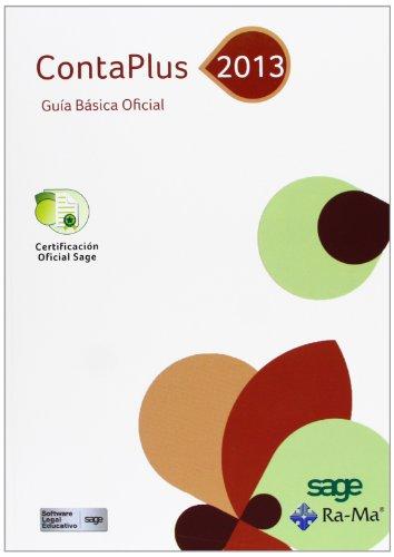 ContaPlus 2013. Guía Básica Oficial