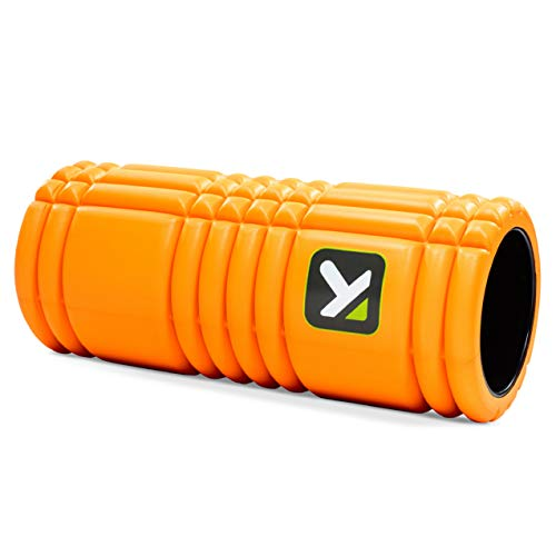 TRIGGERPOINT GRID Foam Roller With Free Online Instructional Videos, Original (13-inch), Orange from Implus Corporation