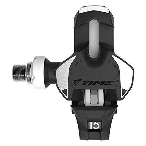 TIME Xpro 15 Pédale Mixte, Noir/Blanc, Taille Unique