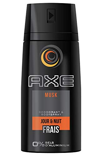 Axe Deo Bodyspray Musk im neuen Design - 150ml (6´er Pack)