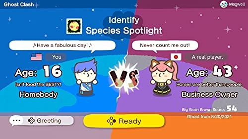 41ZvES9pnJL. SL500  - Big Brain Academy: Brain vs. Brain - Nintendo Switch