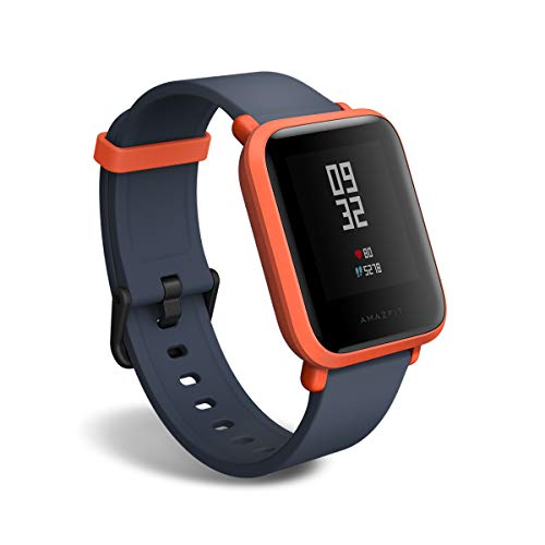Amazfit BIP smartwatch by Huami with All-Day Heart Rate & Activity Tracking,...