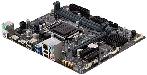 Gigabyte H310M MB Intel 1151 GBT A R2.0 CL - Motherboard - Intel Sockel 1151v2 (Core i)