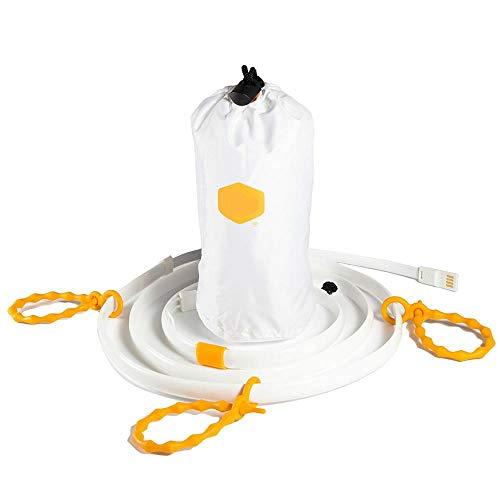 USB Powered Outdoor Led Light String Camping Licht Zelt Licht Wandern Wasserdichter Kronleuchter