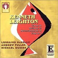 Piano Trio / Partita / Metamorphoses / Elegy by Leighton