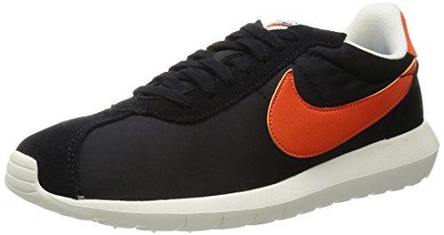 Nike Herren Roshe LD-1000 Sneaker, Schwarz (008 Black/Team ORANGE-SAIL-Black), 44.5 EU