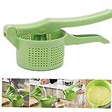 Yisily サラダ スピナー 野菜 水切り器 ガーリック絞り みじん切り器 省力 環境に優しい 握りやすい 使いやすい キッチン 業務用 飲食店 料理用 料理ツール