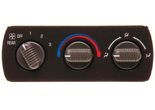 ACDelco GM Original Equipment 15-72620 Roof Console Auxiliary Heating and Air Conditioning Control Panel
