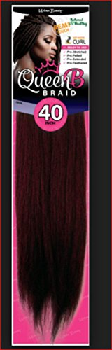 """Urban Beauty Synthetic Queen Braid 40"""" (4)"""