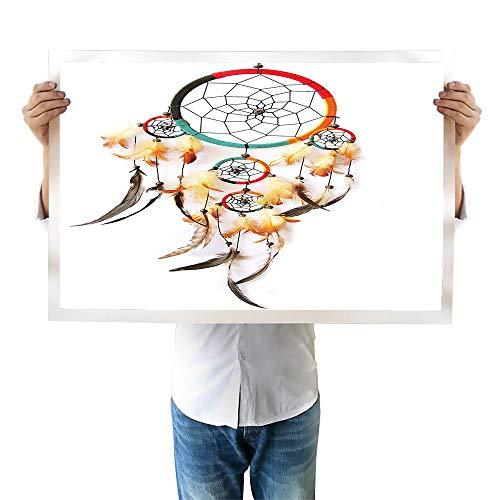 SATVSHOP - Cuadro decorativo con diseño de rosas y cerezas, diseño de...