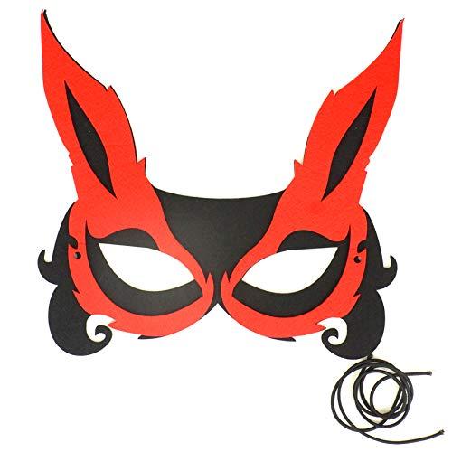 Bimkole Máscara De Disfraces De Halloween Sexy Medio Velo Veneciano Para Disfraces De Navidad Disfraz De Utilería Festival Cosplay Carnavales Baile Baile Mardi Gras Fiesta Niñas Mujeres Decoración