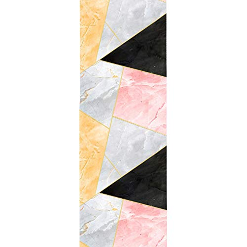 Door Runners and Mats Non Slip Carpet Runners Large Runners Rugs Mats For Kitchen Floor Quality Can Be Cut Non-Slip Hallway Floor Long (Size : 80×300cm/2'8'×9'10')