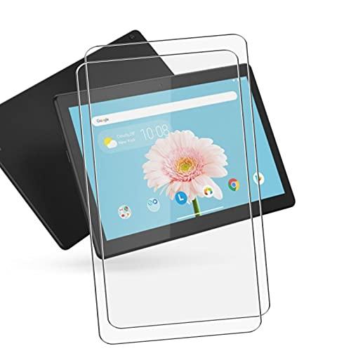 JIENI Protector Pantalla para Samsung Galaxy Tab A7 Lite SM-T225 (8.0'),[2 Pack] Dual Protector de Pantalla en Cristal Templado para Samsung Galaxy Tab A7 Lite SM-T225 - Dureza 9H - Alta Definicion