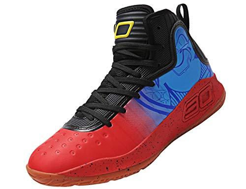 SINOES Zapatillas De Baloncesto 2018 para Nuevos Hombres Zapatillas De Baloncesto para Otoño En La Primavera Zapatillas