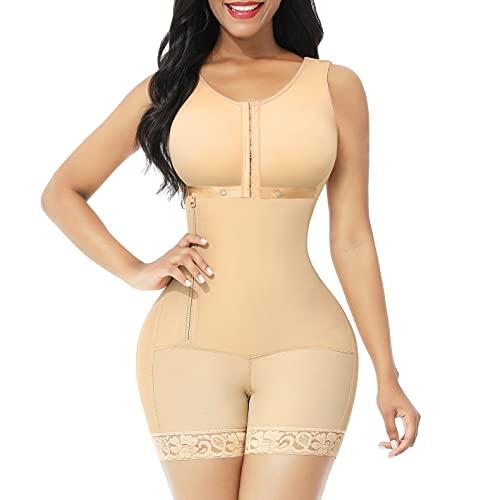 Faja Shapewear Tummy Control Body Shaper for Women Compression Garment...