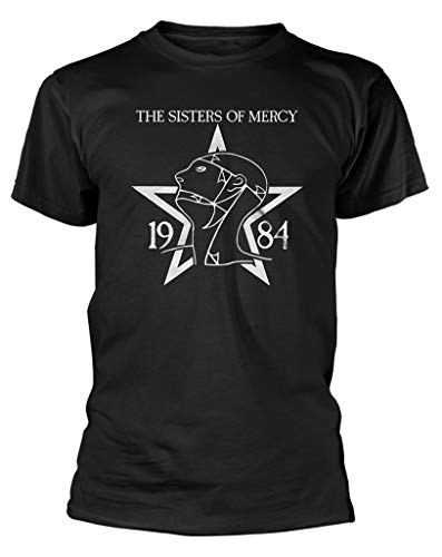 The Sisters of Mercy '1984' T-Shirt (2 extra Large)