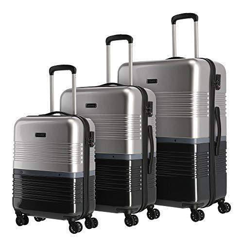 Travelite Frisco 4-Rollen Kofferset 3tlg.