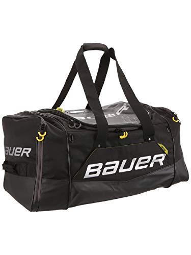 "Bauer Hockey Elite Carry Bags, Black (35"" L x 18"" H x 18"" W)"