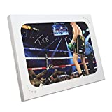 exclusivememorabilia.com Foto de Boxeo firmada por Tyson Fury: Fury vs Wilder 2. En Caja de Regalo