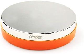 OWDEN Professional Steel Bench Block(No Rebound), Metal Bench Block for Jewelry..