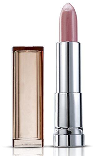 Maybelline New York The Blushed Nudes Colore Sensationnel Rouge à Lèvre 107 Fairly Bare